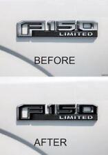 Ford F-150 F150 2015-16-17-18-2019 Side Emblem decal overlay sticker set (3)