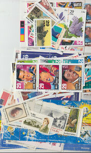 US Face Value Combos 90x75 Cent First Class + add ounce $67.50 FV Free Postage
