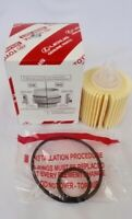 Toyota Genuine Oil Filter: AURIS,COROLLA,CRUISER,IQ,YARIS: 04152-YZZA7