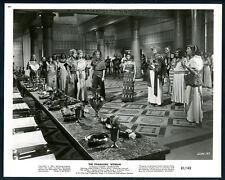 The Pharaohs Woman '61 PIERRE BRICE LINDA CRISTAL JOHN DREW BARRYMORE