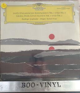 DG VINYL RECORD Franz Liszt - Ungarischen Rhapsodien Nr. 1 Und Nr. 2
