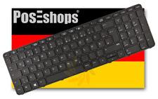 Orig. QWERTZ Tastatur HP ProBook 450 G4 455 G4 470 G4 Serie DE mit Backlight Neu