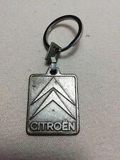Porte-clés Vintage CITROËN - Old Keychain - Chevrons - Boulogne sur Mer