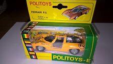 Politoys Serie Export 1a serie art.566 Ferrari P5 con scatola originale del 1968