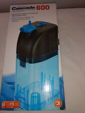 Penn Plax Aquarium Cascade 600 International Filter -- Up to 50 Gallons