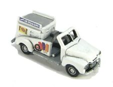 N Scale 1950's Ice Cream Truck Kit- Model Railroad by Showcase Miniatures (32)