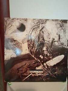 """David Sylvian """"Secrets Of The Beehive"""" LP inner  Virgin – V 2471 Italy 1987"""