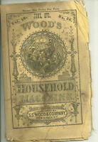 Wood's Household Magazine June 1872  HORACE GREELEY