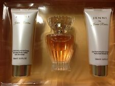 JENNI RIVERA 3PC GIFT SET EDP 3.4 OZ PERFUMED BODY LOTION 3.3 & S/GEL 3.3 OZ NIB