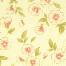 Moda Fig Tree Whimsy Playtime Fabric in Milk 1 yd Quilt 20124-11