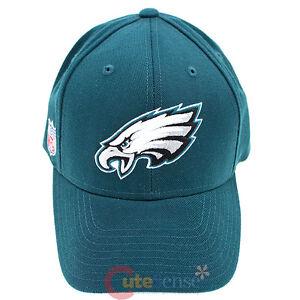 Philadelphia Eagles Hat Baseball Cap NFL Reebok Adjustable Team Logo Cotton