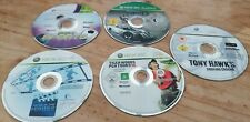 XBOX 360 Games x 5. ***DISCS ONLY*** See list below: