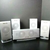 Panasonic Surround Sound Speakers SB520A a + surround sound speakers