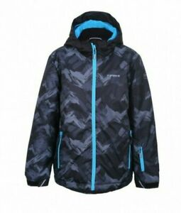 Icepeak Locke JR 5000 mm Warm Ski Winter Waterproof Windproof Snow Comfy Jacket