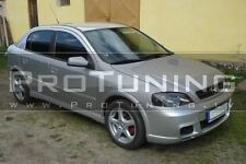 Vauxhall Opel Astra G II MK4 98-04 Pare-chocs avant OPC GSI LOOK Bodykit Tuning Nouveau