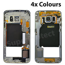 Samsung Galaxy S6 Edge G925F Intermédiaire Cadre Facette Châssis Métal Rechange