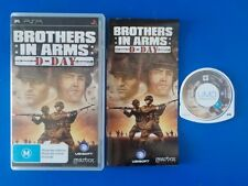 "Brothers In Arms D-Day - PSP ""Australia"""