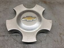 2004-2006 Chevy Malibu OEM Silver Gold Wheel Center Cap 9596356 X1
