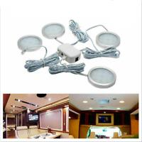 4Pcs Interior LED Spot Lights Fit Camper Van Caravan Motorhome light Warm White
