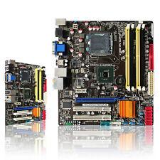 For ASUS P5QL-VM EPU REV.1.02G DDR2 Intel G43 LGA775 UATX Desktop Motherboard