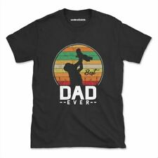 Best Dad Ever Tshirt Birthday Fathers Day Family Love Top