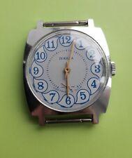 Vintage Pobeda mechanisch russische Sowjet Armbanduhr победа selten UDSSR часы