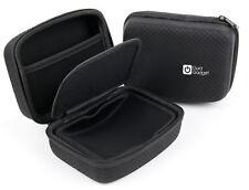 Noir et Gris Carry Case Sac pour EasyPix Blackhawk 4K Caméra d'action