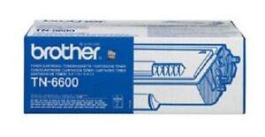 Original Toner Brother TN-6600 / HL-1030 HL-1230 HL-1440 HL-1450 MFC / NEU & OVP