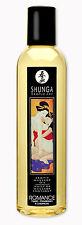 Shunga Erotic Massage Oil. Romance Strawberries & Champagne. 8.4 Oz 248 mL.