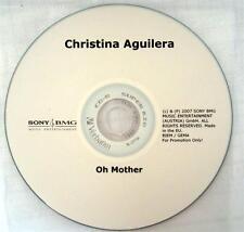 CD / CHRISTINA AGUILERA / PROMO / RARITÄT /