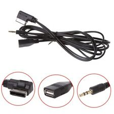 Car AMI Music Interface Charger AUX USB Cable for Mercedes Benz C63 E200l CLS ML