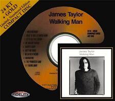 Audio Fidelity GOLD CD AFZ-109: James Taylor - Walking Man - OOP 2011 USA SEALED