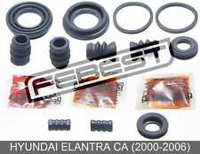 Rear Brake Caliper Repair Kit For Hyundai Elantra Ca (2000-2006)