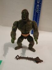 He-Man Masters of the Universe MOSSMAN Loose Complete Firm Legs Stands