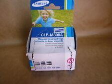 Samsung CLP-M300A Magenta Laser Toner Cartridge Genuine