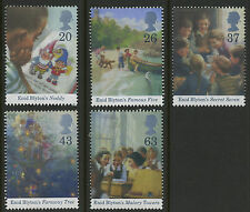 Great Britain   1997   Scott #1771-1775    Mint Never Hinged Set
