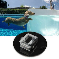Underwater Dome Port  Waterproof Cover Drving Cam Lens Housing for Xiaomi Yi 1