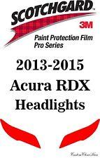 3M Scotchgard Paint Protection Film Pro Series Clear Kits 2013 2015 Acura RDX