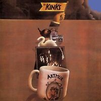 THE KINKS Arthur Or The Decline And Fall Of The British Empire CD BRAND NEW