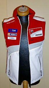 2016 Ducati Motogp Team Vest, Andrea Dovizioso / Iannone, Casey Stoner.