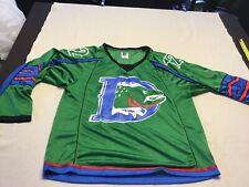 Denver Cutthroats adult hockey jersey size Large