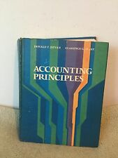 Accounting Principles by Donald Istvan (1979) HC