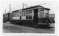 Y603 RP 1930s B&Q BROOKLYN & QUEENS TRANSIT TROLLEY STREET CAR #3957 NYC NY