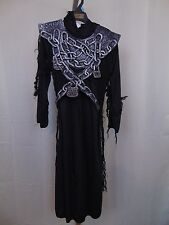 Restless Soul Scary Gothic Reaper Children's Halloween Costume Medium #1309