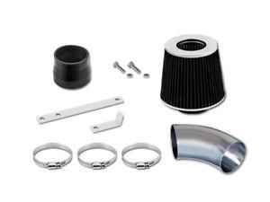 GSP Black Short Ram Air Intake Induction Kit + Filter For 00-06 BMW E53 X5