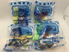 Mcdonalds Happy Meal Toy Story 4 . Lot Of 4. #5,6,7,10.. NEW Sealed