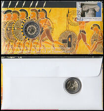 Greece 2020 2.500 Years since the Battle of Thermopylae 2 euro coin FDC III