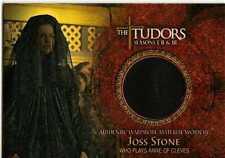 The Tudors Seasons 1 to 3 Costume Card ACBD Joss Stone #009 of 200