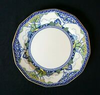 Beautiful Royal Doulton Art Deco Merryweather Lunch Plate
