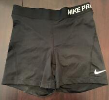 Nike Pro Cheer Gymnastics Shorts AS- Black
